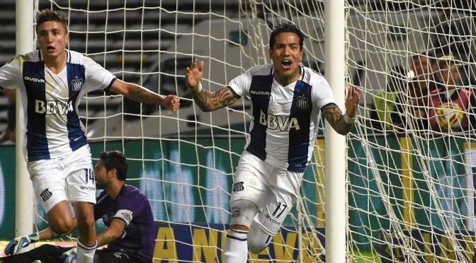 Reviví los goles de Talleres con el relato de Arturo Jaimez Lucchetta