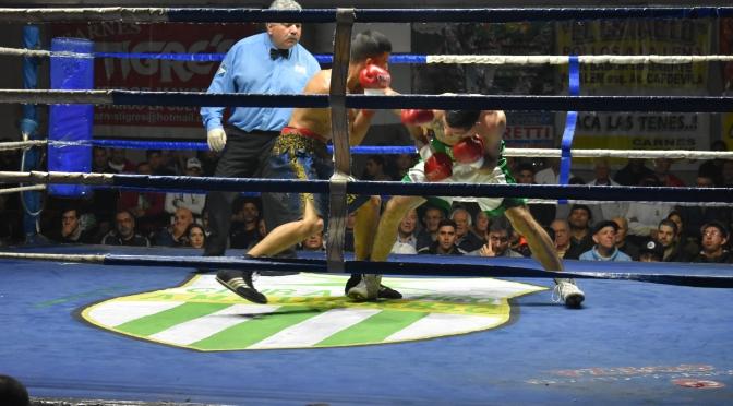 Cerca de 1200 personas vibraron con el retorno del Boxeo a la Sociedad Belgrano
