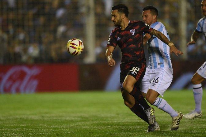 Atlético Tucumán – River, por Copa Superliga: el sábado se cierra en el José Fierro