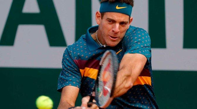 Roland Garros: debut con éxito para Del Potro y Delbonis