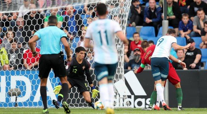 Argentina volvió a ganar y ya está en octavos del Mundial Sub 20
