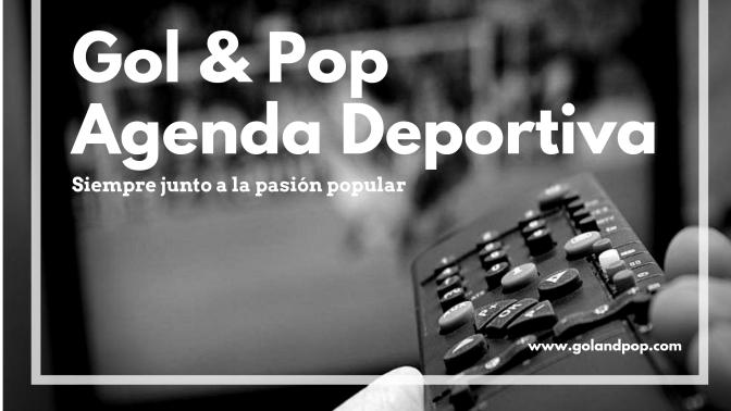 Agenda  Deportiva G&P