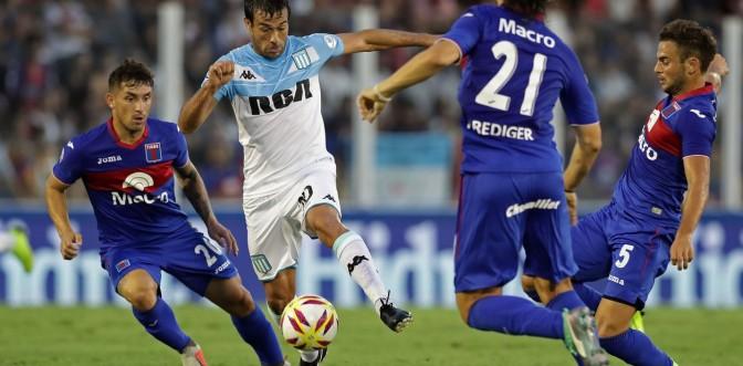 Tigre – Racing, por Copa Superliga: el puntapié inicial se da en Victoria