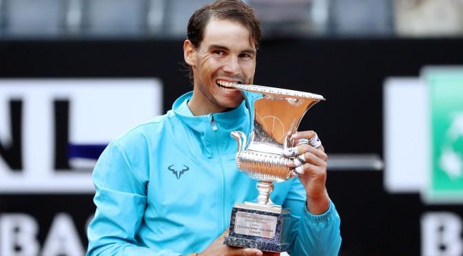 Masters 1000 Roma: Nadal campeón y una gran semana de los argentinos