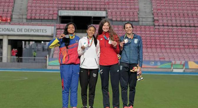 Sofía Levrino continúa sumando títulos antes del Sudamericano