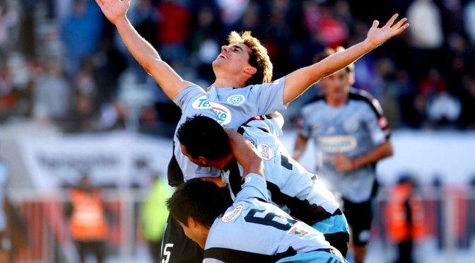 A 8 años del histórico ascenso de Belgrano en el Monumental