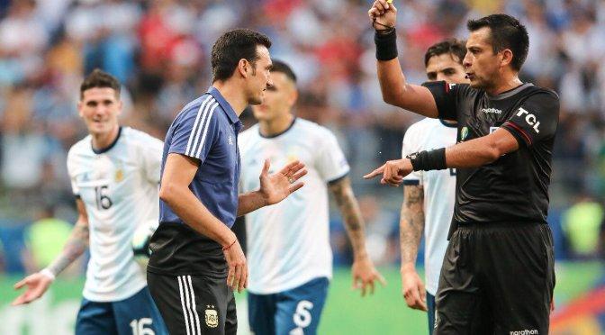 Copa América: los árbitros de los cuartos de final