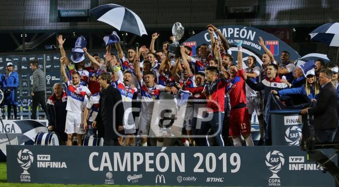 Trofeo de Campeones: Tigre se ganó su lugar a puro fútbol