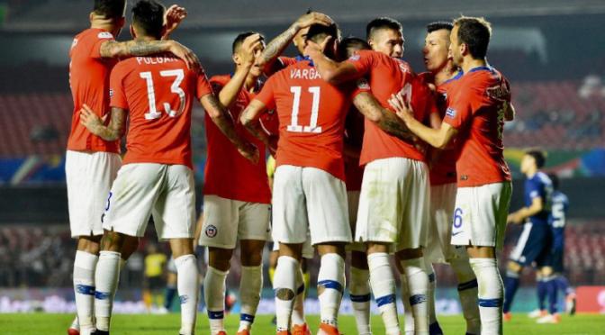 Copa América: Debut soñado para Chile