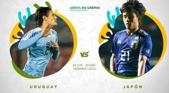 Uruguay – Japón: la celeste va por los cuartos de final