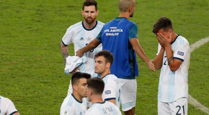¡Se acabó la ilusión! Argentina cayó ante Brasil y jugará por el tercer puesto