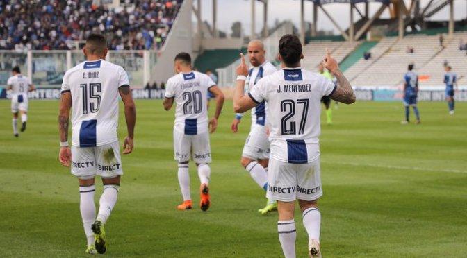 Talleres arrancó la Superliga con el pie derecho