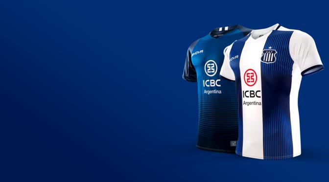 Talleres tiene nuevo sponsor para su camiseta