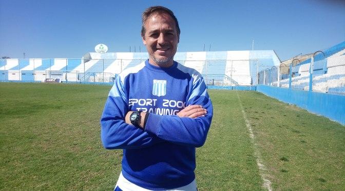 "'Tota' Medina: ""Pienso como jugador de fútbol, pero tengo que actuar como técnico"""