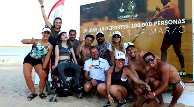"""Leandro Pepe Céspedes: """"Gracias al deporte soy quien soy, hoy en día"""""""