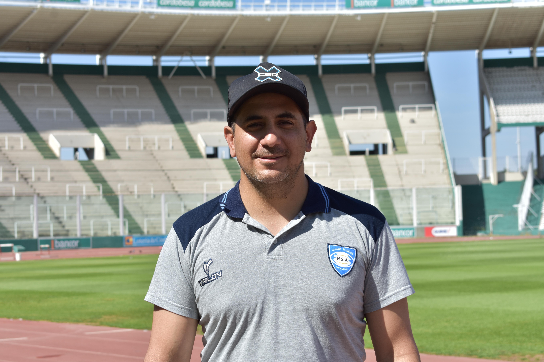 Luciano Koeter, jugador.