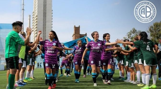 Belgrano protagonista del fútbol feminista