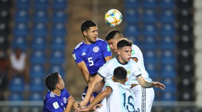 Resumen Argentina 2-3 Paraguay por Mundial Sub17
