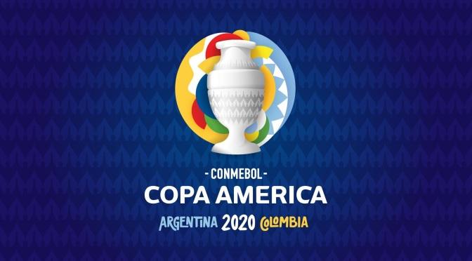 Todo definido para la Copa América 2020