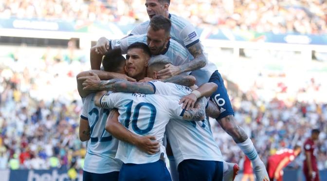 El fixture de la Selección Argentina en las Eliminatorias rumbo al Mundial de Qatar 2022