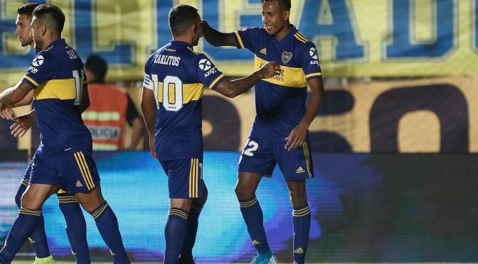 El regreso de Russo a Boca fue con victoria ante Universitario