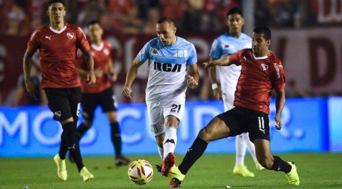 Racing – Independiente, por Superliga: un clásico a todo color