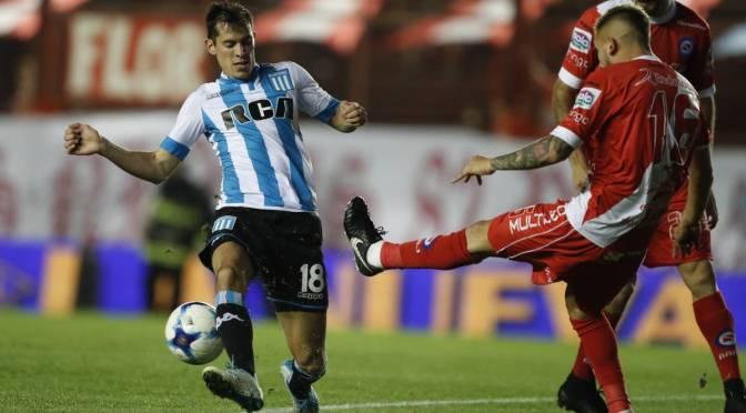 Argentinos Jrs – Racing, por Superliga: duelo de alto vuelo en La Paternal
