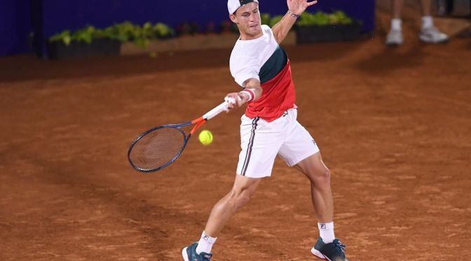 Córdoba Open: Schwartzman se metió en la final