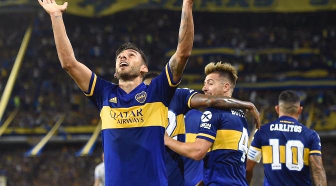 Boca ganó y sigue prendido en la lucha por el campeonato