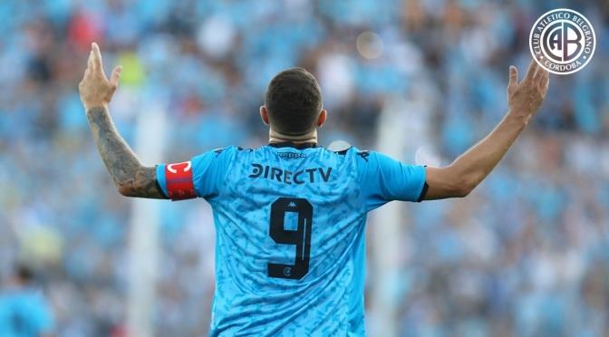 Belgrano: los 14 goles de Pablo Vegetti bajo la lupa
