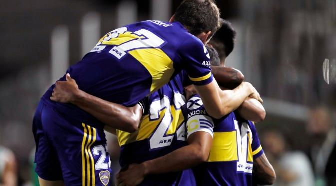 Caracas – Boca, por Copa Libertadores: primer paso hacia  la conquista de América