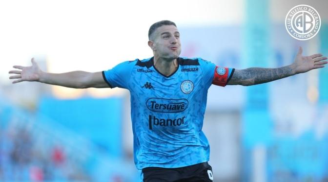 Un día Alberdi volvió a ver un triunfo: Belgrano le ganó a Morón